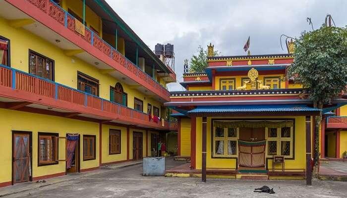 Tibetan Refugee Camp