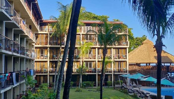 Coral Strand resort