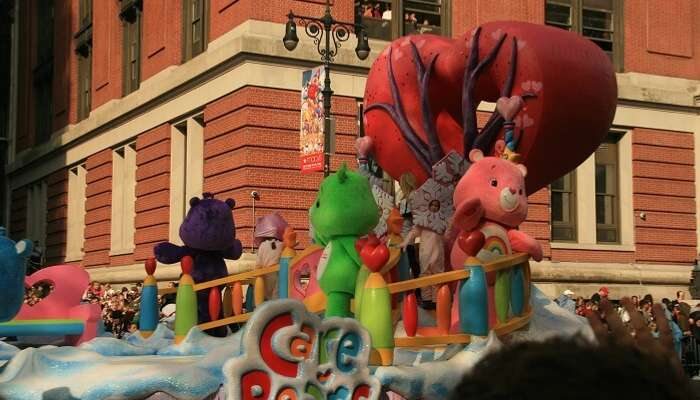 thanksgiving day parade 2020