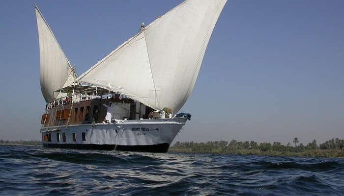 nile river cruise