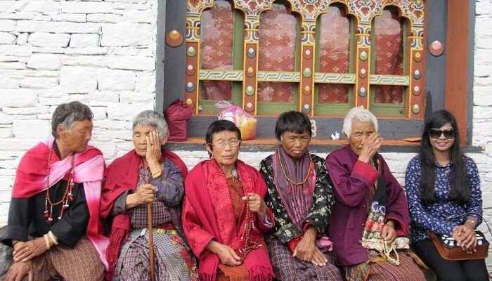 oldest temple in Bhutan