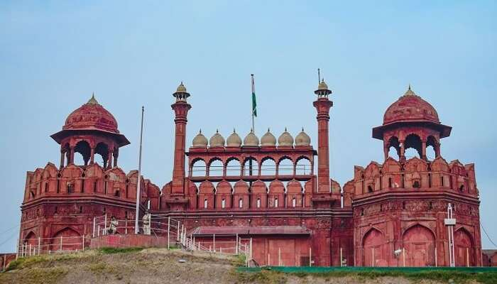 Marvel At The Epitome Of Mughal Era