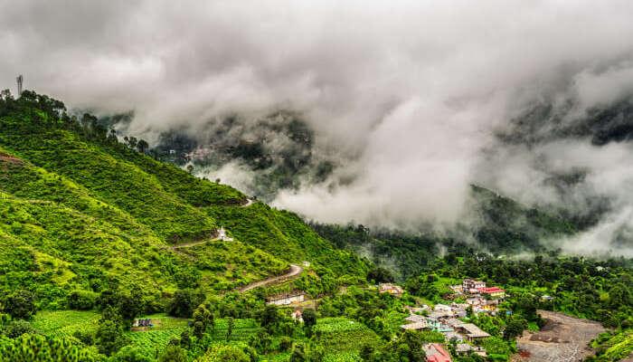 Resorts Near Solan cover