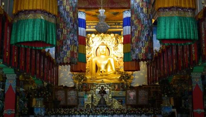 Royal Bhutan Monastery is simply beautiful