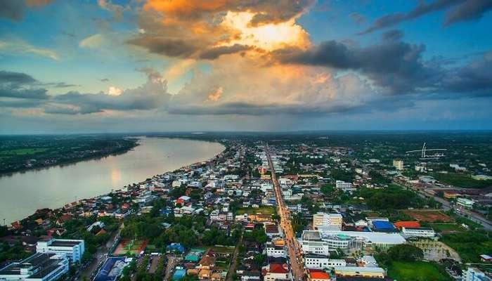 Beautiful city, Thailand