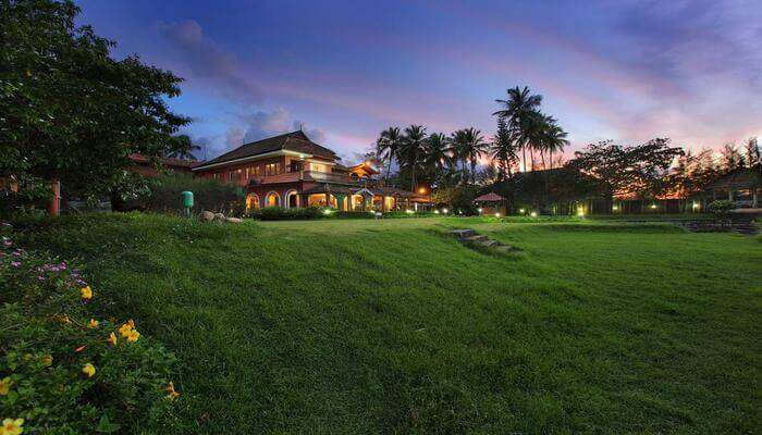 Resorts Near Thrissur