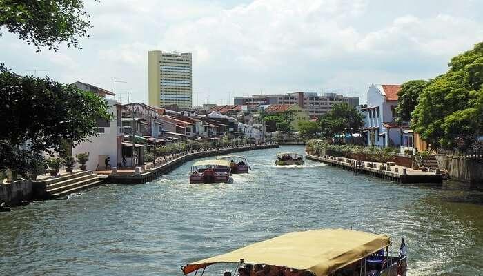 أحد أفضل الأماكن للزيارة في ماليزيا