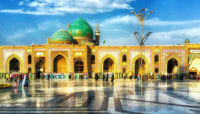 Mashhad est une ville à visiter