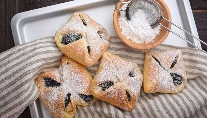 Topfentascherl austrian food