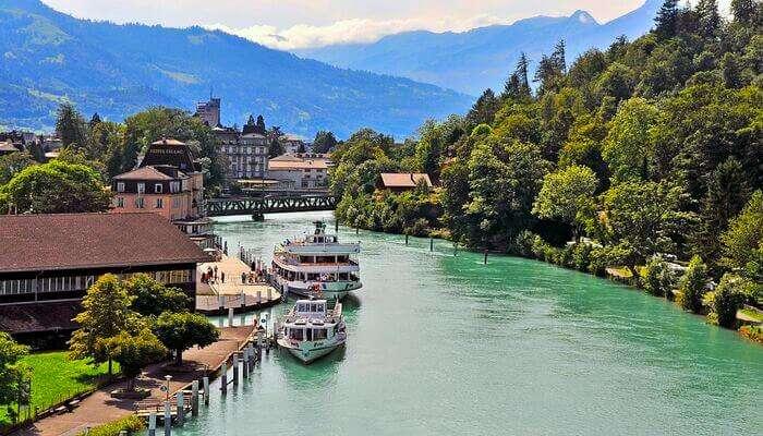 Interlaken City