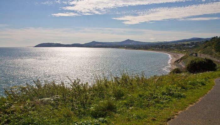 Killiney Strand Beach