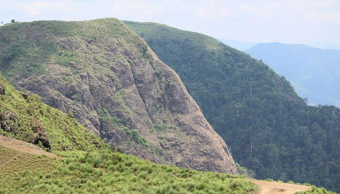 Parunthumpara Eagle Rock