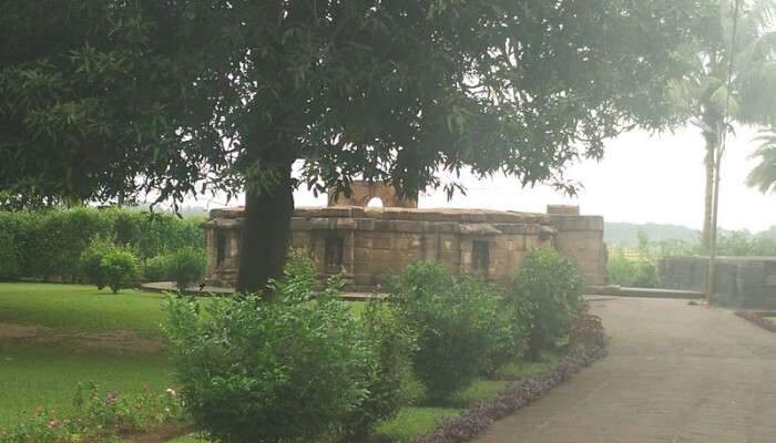 Chausathi Jogini Temple Premises