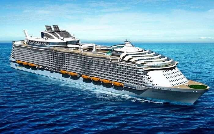 Harmony of the Seas - Royal Caribbean international