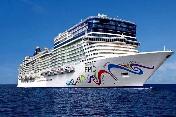 Norwegian Epic Cruise Line