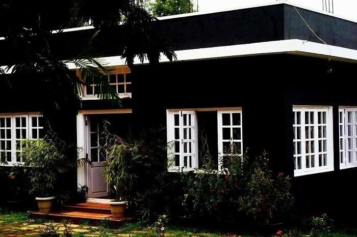The Black Magic Cottage