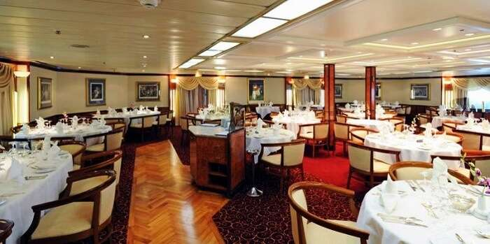 Noble Caledonia Cruises