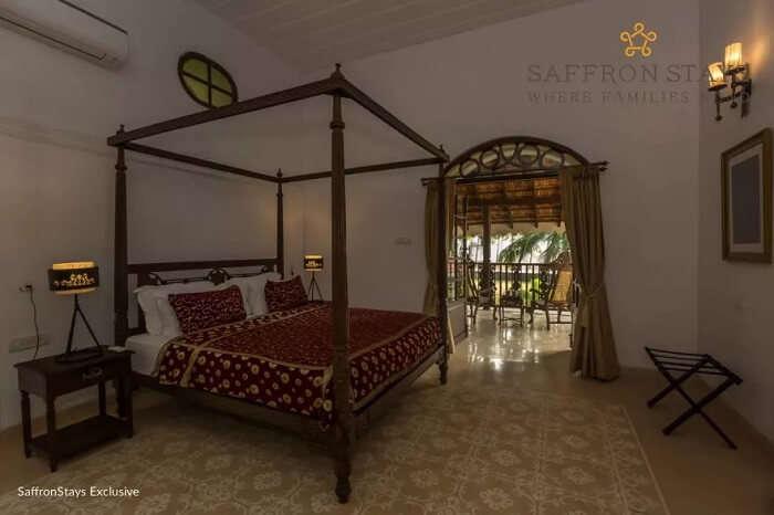 Suites of Nossa Bela Casa in Goa