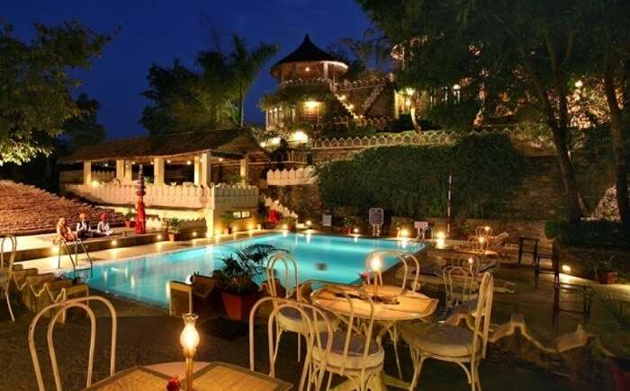 Aodhi hotel is one of the best options among the hotels in Kumbhalgarh