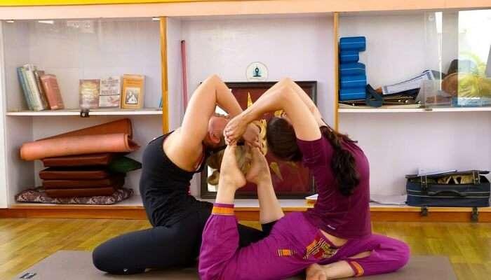 Ashtanga Vinyasa Yoga Centre