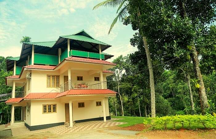 private holiday house munnar