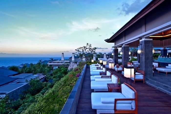 the grand banyan tree ungasan resort with ocean view