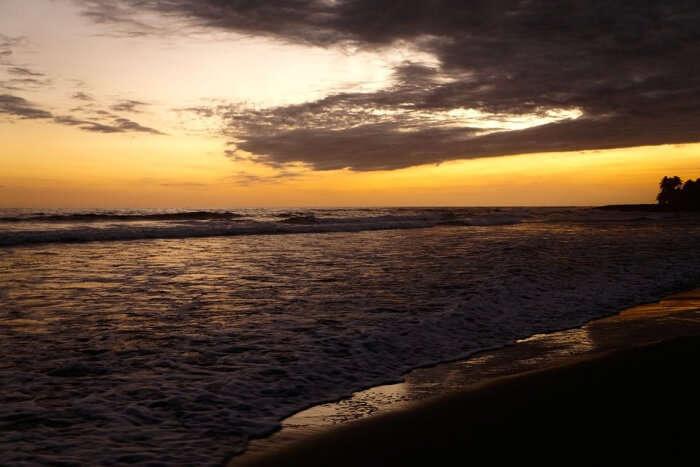 Freedom Beaches Ocean Sunset