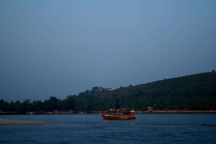 Boat riding in Betul beach is one of the most popular activities at South Goa beaches