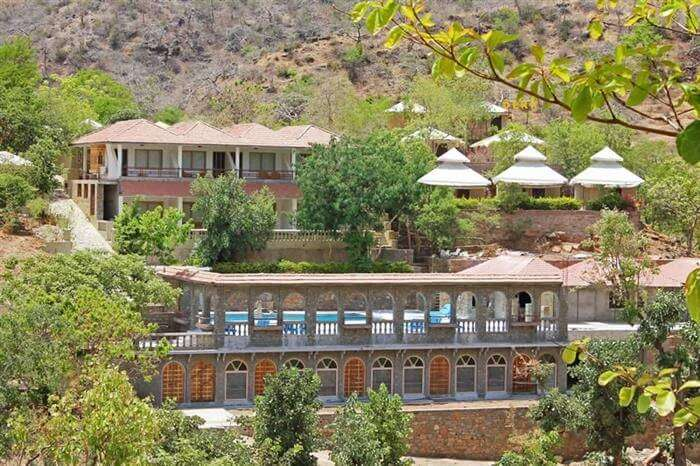 Kumbhalgarh is one of the best hotels in Kumbhalgarh located amidst the natural settings