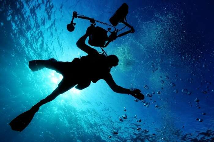 Dive And Go Snorkelling Of The Coast