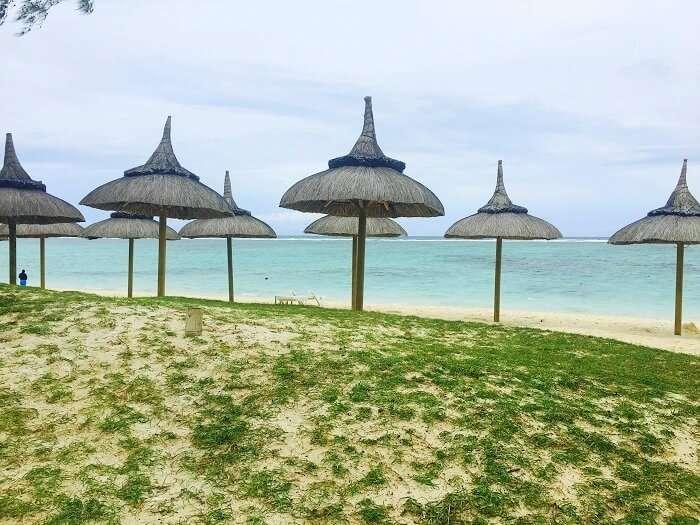 Honeymoon resorts Mauritius