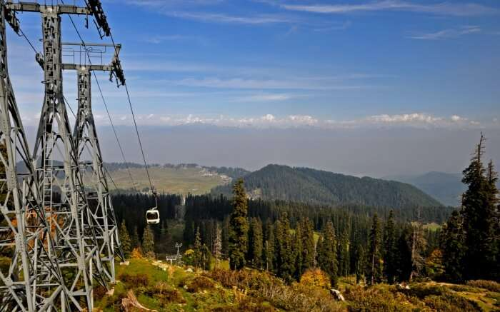 Gondola Ride in Kashmir