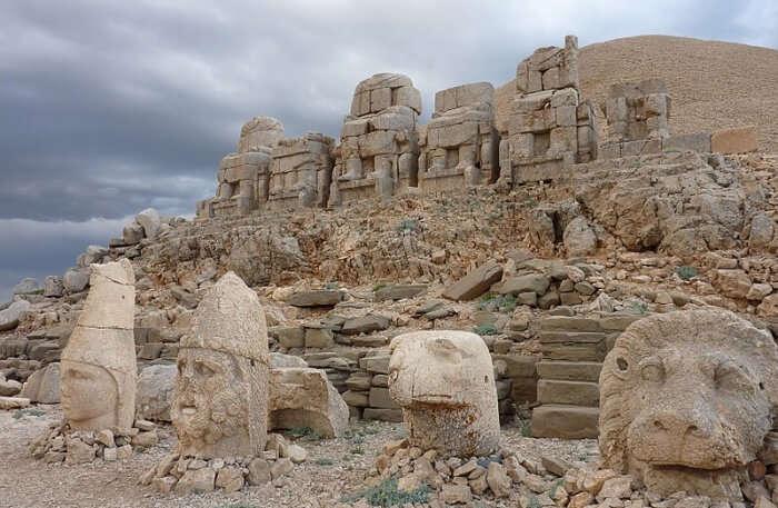 History Of Mount Nemrut