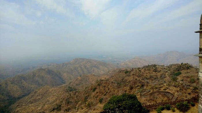 Aravali range Rajasthan