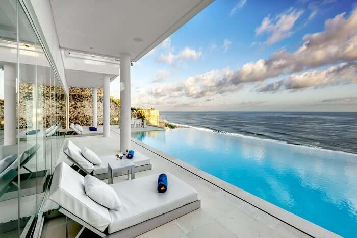 suite with private pool in Karma Kandara