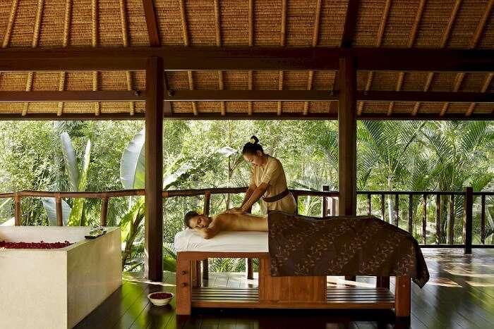 Kayumanis Ubud Private Villas & Spa with spa therapies