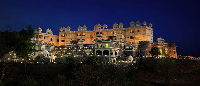 Kumbha Bagh is definitely the best hotel in Kumbhalgarh