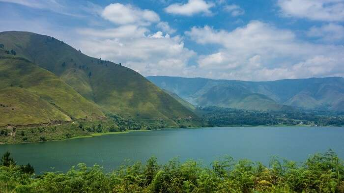 largest lake in Indonesia