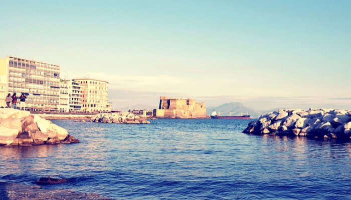 Lido Tourist Beach Naples