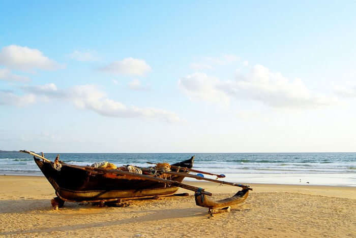 Majorda Beach is one of the most quaint beaches in South Goa