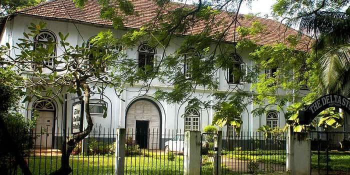 The beautiful Mattancherry Palace in Cochin