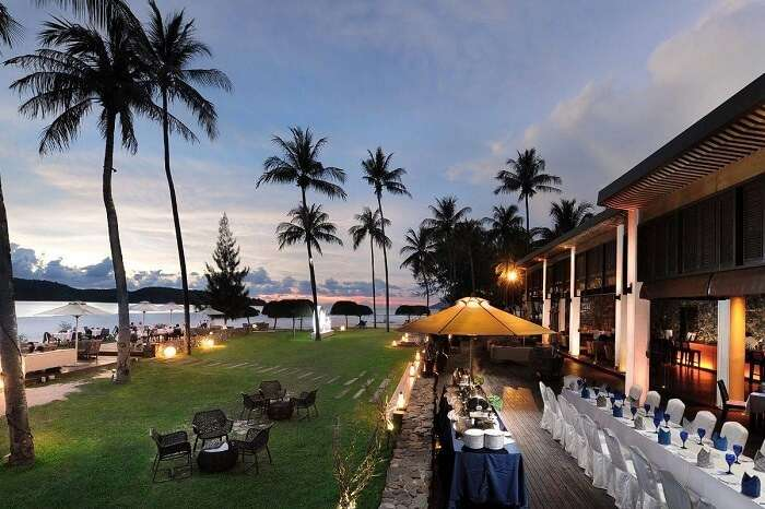 beach resorts langkawi