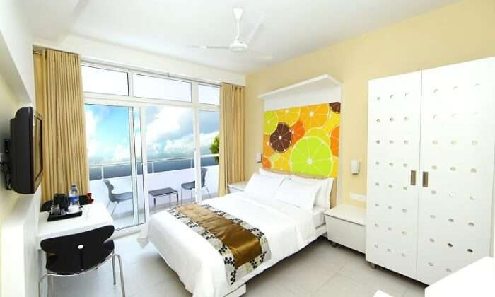 Millennium Continental is considered to be one of the best budget hotels in Cochin