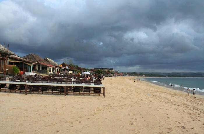 Pantai Indonesia Jimbaran Sand Bali Sea Beach