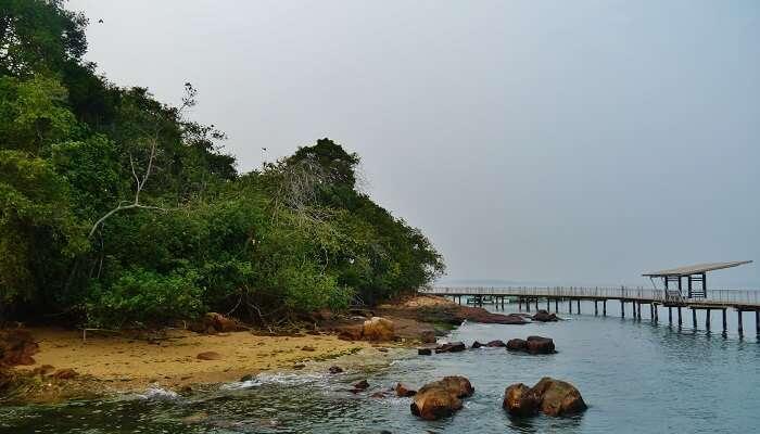 Pulau Ubin, Singapore