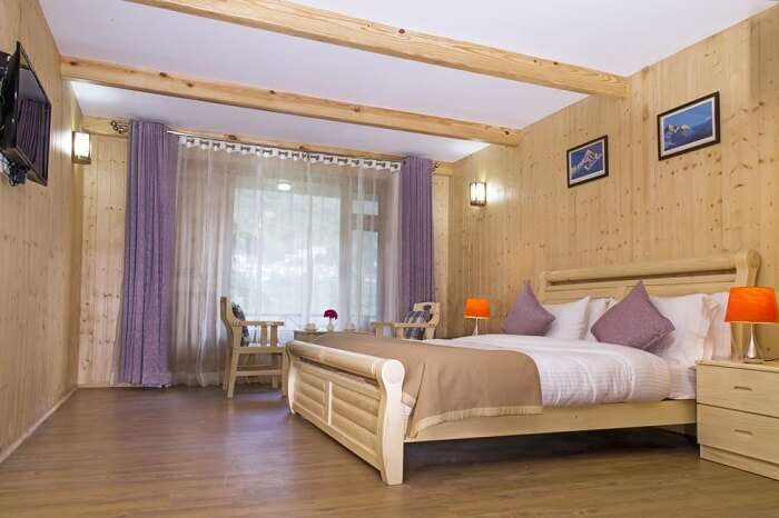 Shobla Pine Royale bedroom