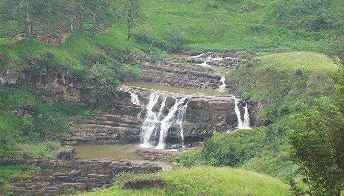 St. Clairs Fall