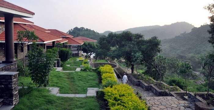 The Wild Retreat is a perfect retreat among the best hotels in Kumbhalgarh