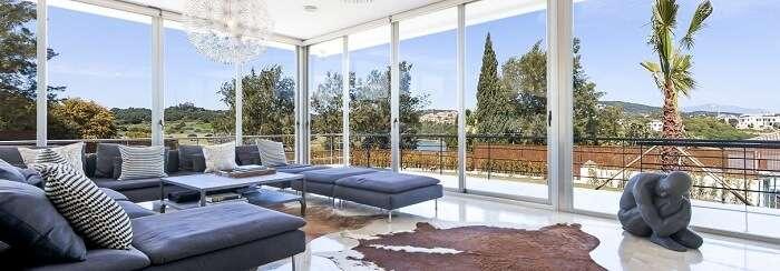 Villa Artea in Spain