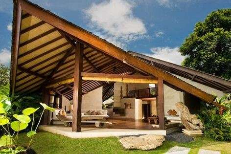 the exotic villa padawan, one of the best villas in Bali with private pool